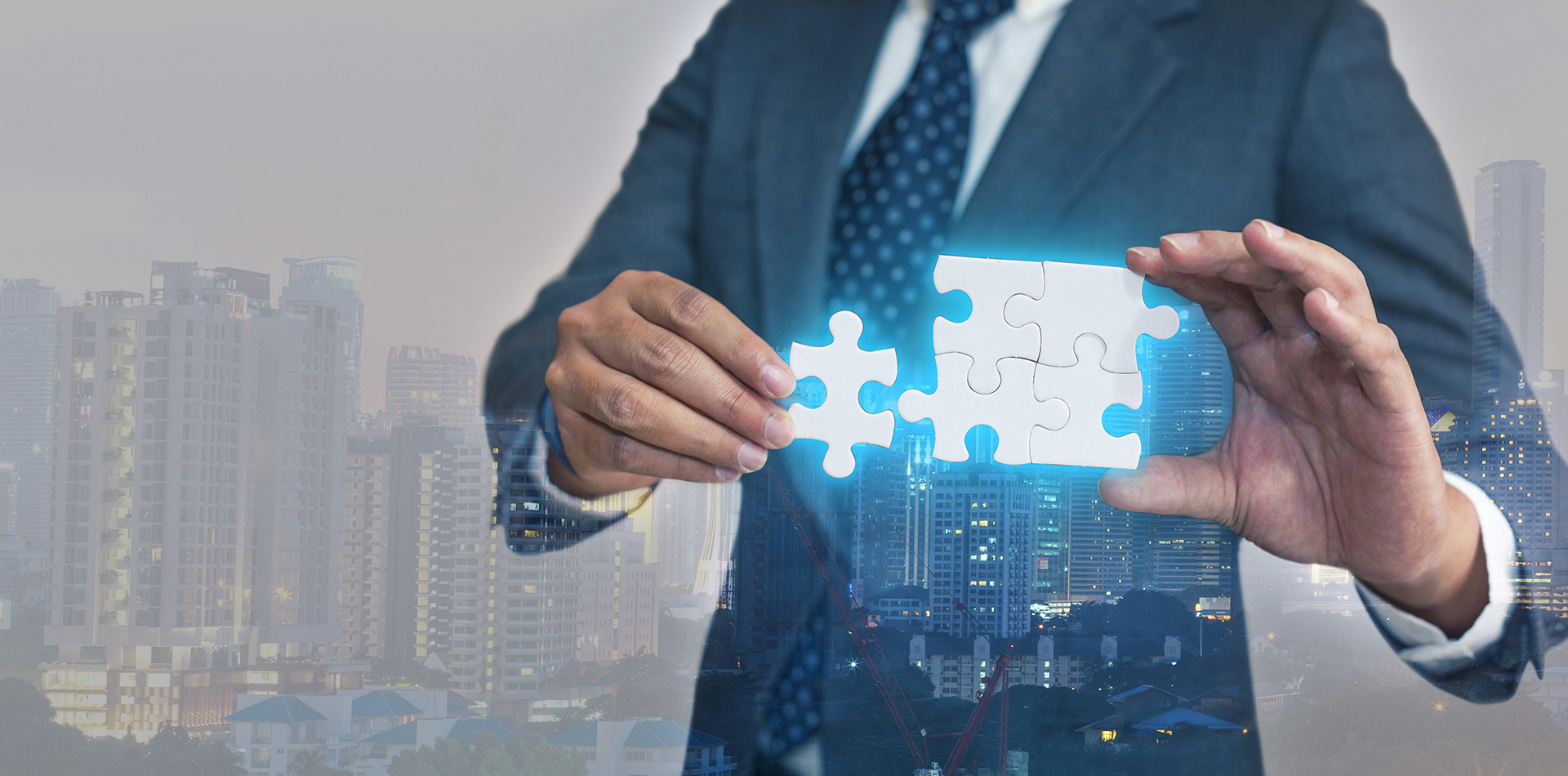 Productive Solutions consulting services helps business leaders connect the pieces of the puzzle